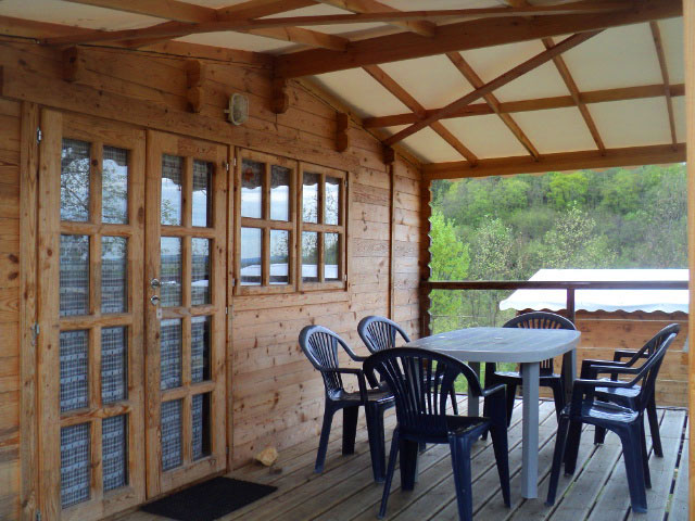 chalet quercy